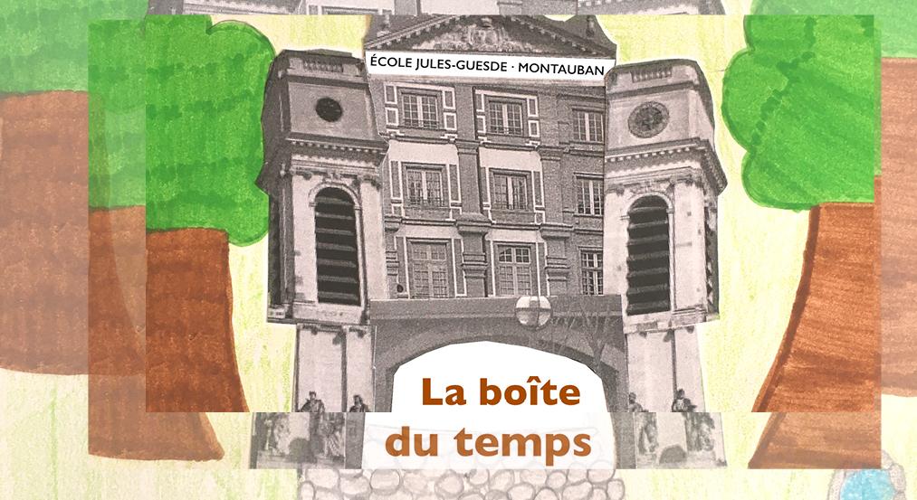 """""""La boite du temps"""" textes sonores"""