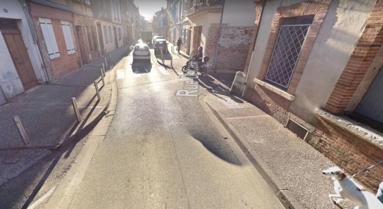 Rue Delcassé