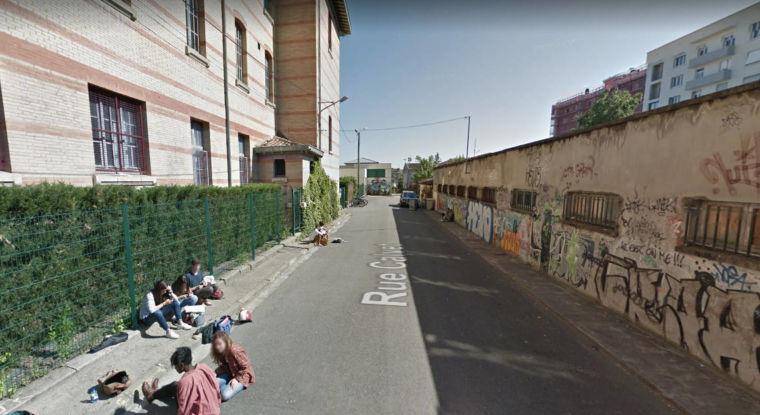 Rue Calvet