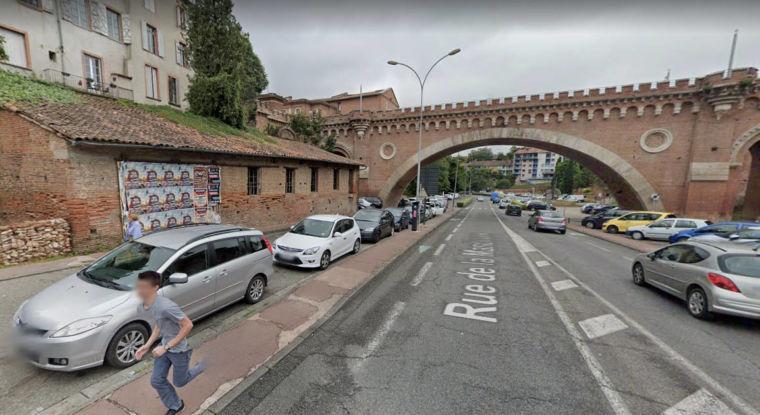 Rue de la Mandoune