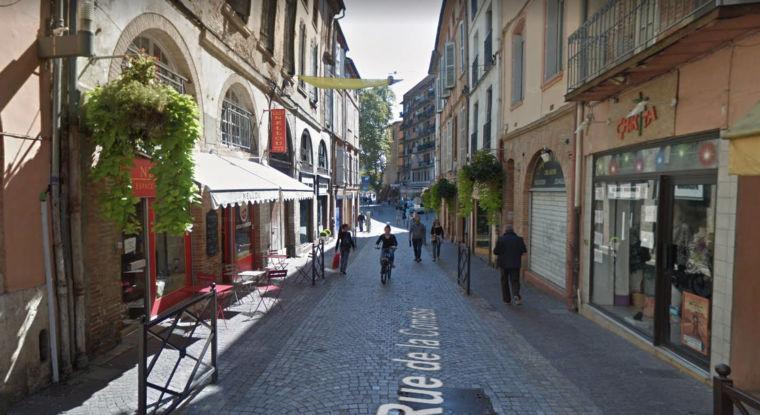 Rue de la Comédie